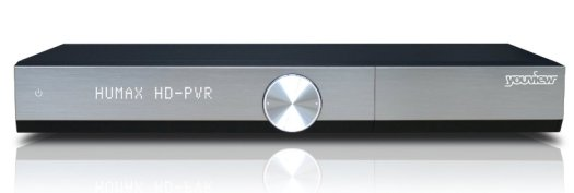 Humax DTR-T1010 YouView box