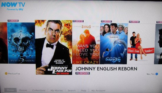 Now TV on YouView - Screenshot 02